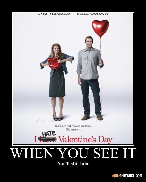 - I Hate Valentine's Day