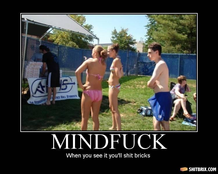 - Bikini Mindfuck