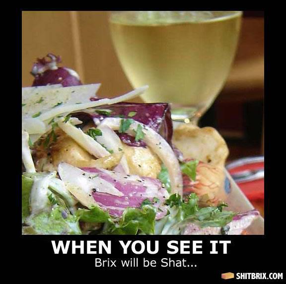- The Salad